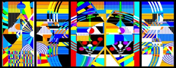 Transcendental Art of Divine Imagery by Adi Da