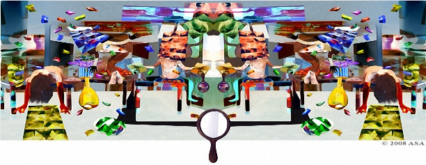 Transcendental Realism - The Art of Adi Da