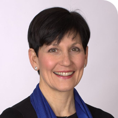 Lynne McTaggert asks Gandhi