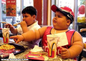 Fast Food Child Obesity