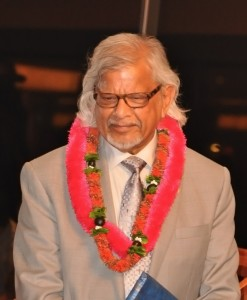 Arun Gandhi Peace Speaker in Brazil