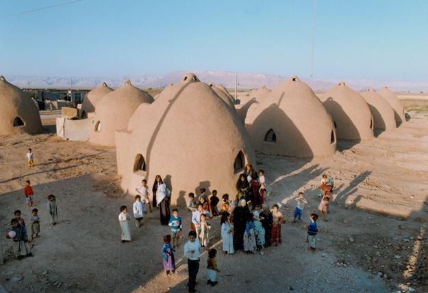 SuperAdobe Eco Village
