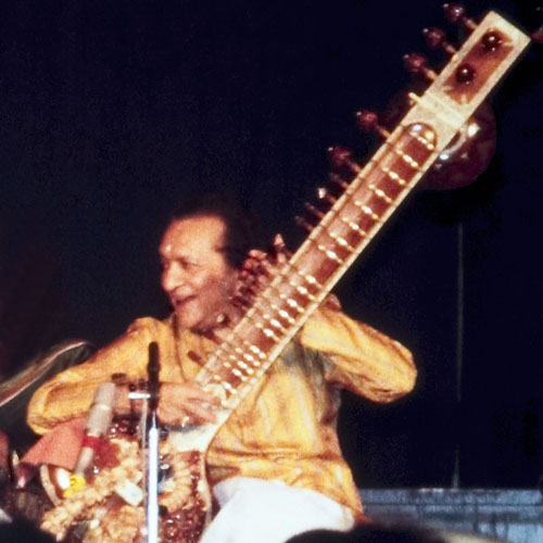 Remembering Ravi Shankar
