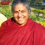 Vandana Shiva & Arun Gandhi On The Air