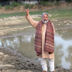 Walking Water in California…<br> … with Dr. Rajendra Singh 'The Waterman'