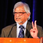 Arun Gandhi's Message of Peace in U.S.