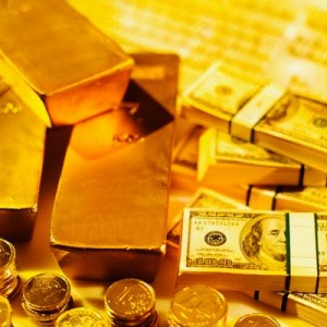 The Gold and Dollars War
